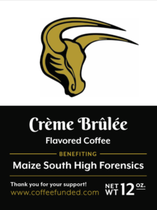 Maize South Label